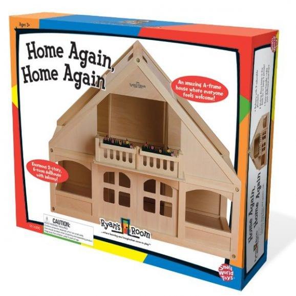 בית בובות מעץ - עודפים