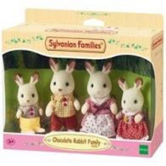 משפ' סילבניאן - משפחת ארנבונים קונטיננטל