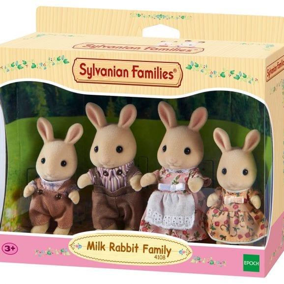 משפ' סילבניאן - משפחת ארנבונים