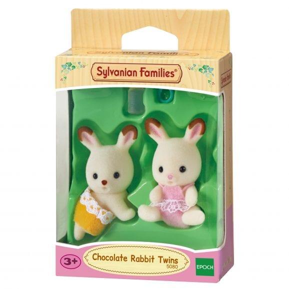 משפ' סילבניאן - תאומים ארנבוני שוקולד