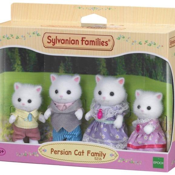 משפ' סילבניאן - משפחת חתולים פרסיים