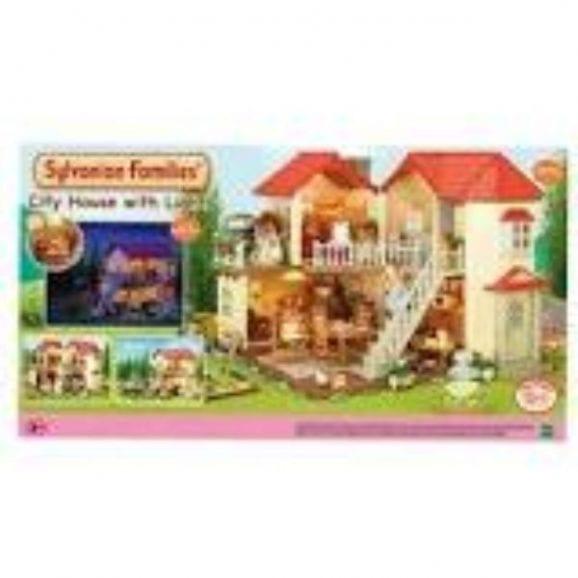 משפ' סילבניאן - מארז בית עץ עם ארנבוני שוקולד
