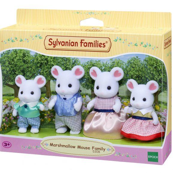 משפ' סילבניאן - משפחת ארנבוני מרשמלו