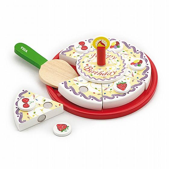 ויגה עוגת יום הולדת לילדים