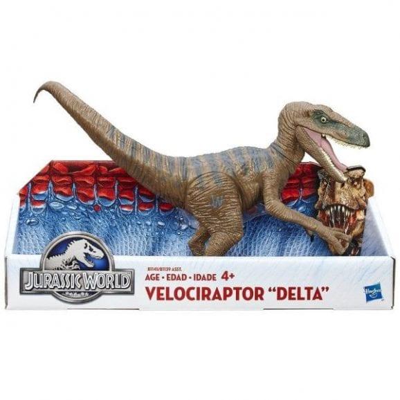 דינוזאור פארק היורה ולוקיראפטור בלו