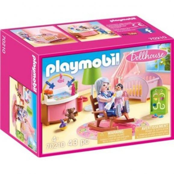 פליימוביל - בית בובות חדר תינוק 70210