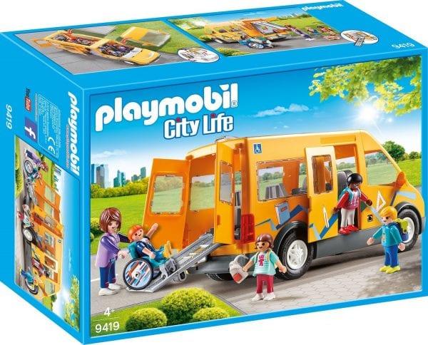 פליימוביל רכב הסעות לבית הספר - 9419
