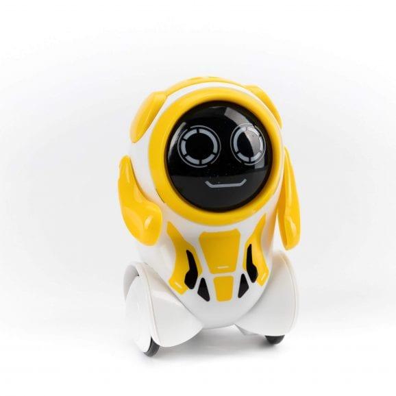 רובוט פוקיבוט אינטראקטיבי - צהוב