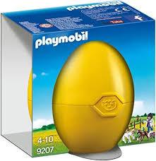 פליימוביל ביצת הפתעה - וטרינר עם סייחים 9207