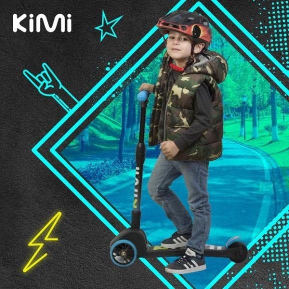 קורקינט חשמלי לילדים KIMI - כחול