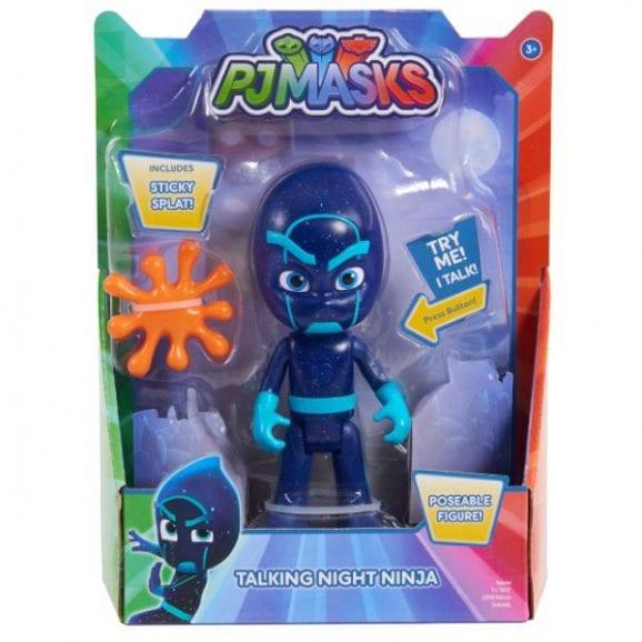 כוח פיג'יי - דמות אינטרקטיבית נינג'ה
