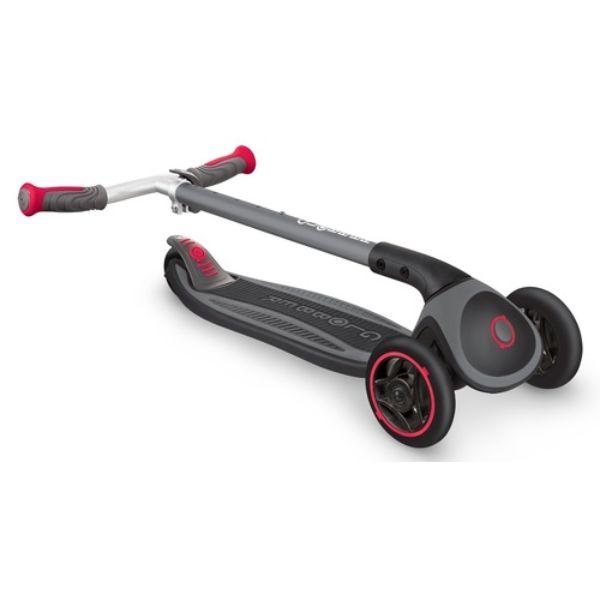 קורקינט מסטאר 3 גלגלים אדום שחור