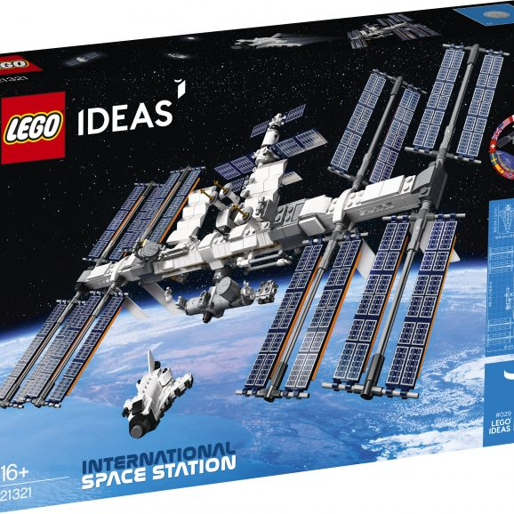 לגו רעיונות - תחנת חלל  21321