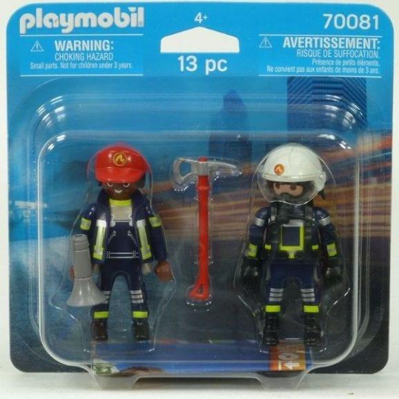 פליימוביל - בליסטר לוחמי אש והצלה 70081