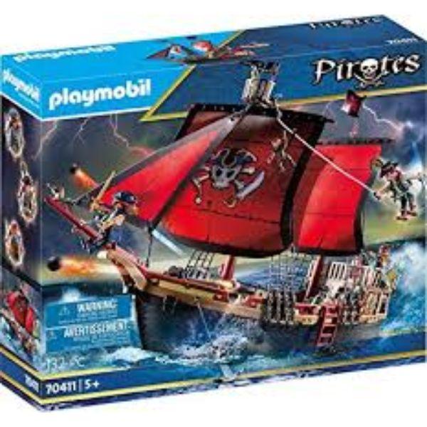 פליימוביל - ספינת פיראטים 70411