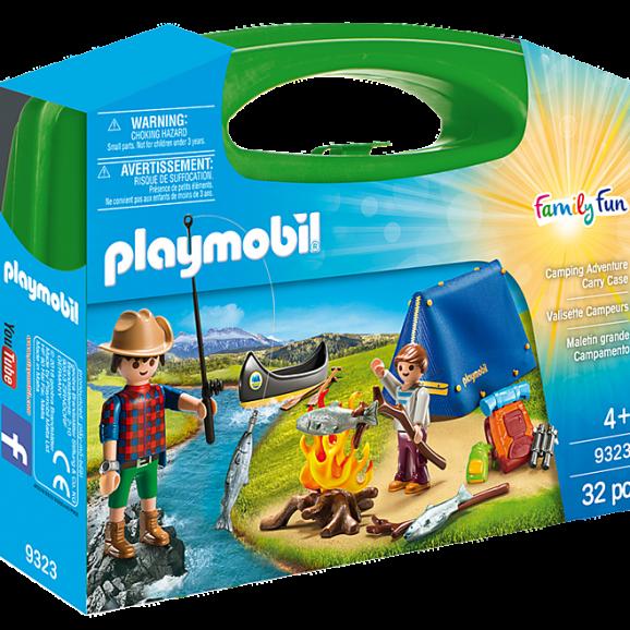 פליימוביל - מזוודת הרפתקה בקמפינג  9323