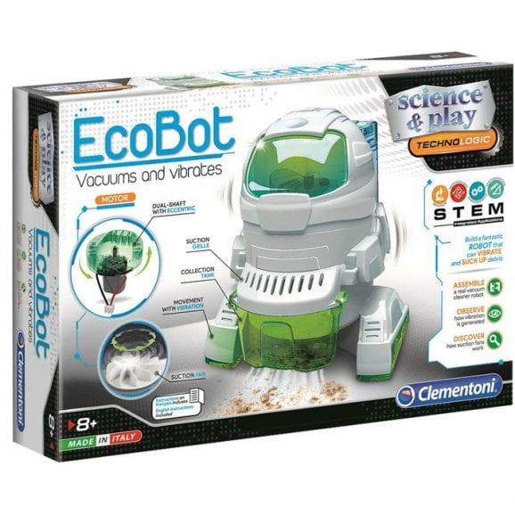 רובוט אקובוט לילדים - שואב אבק