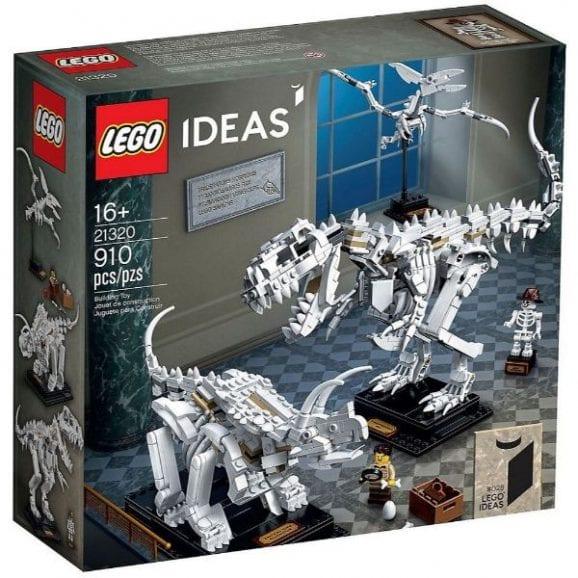 לגו רעיונות - דינוזאור מאובנים  21320