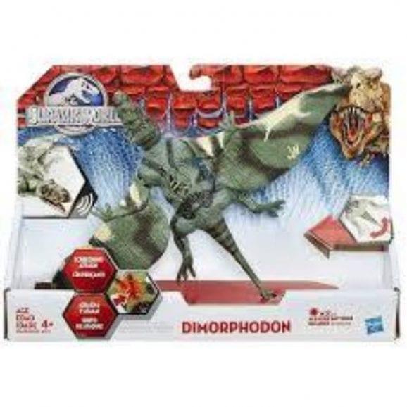 עולם היורה- הדינוזאור הרוטן