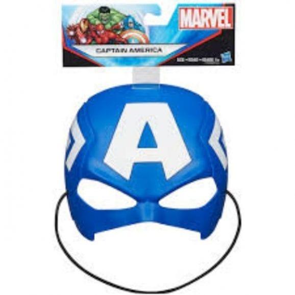מסיכת גיבורי על- קפטן אמריקה