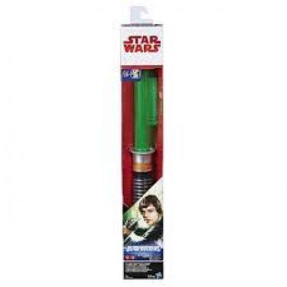 סטאר וורס חרב אור אלקטרונית (ירוק)
