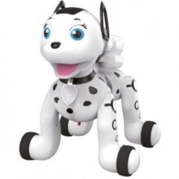 MACHINA BASIC - כלב חיית מחמד אורקולית בשלט רחוק נטען